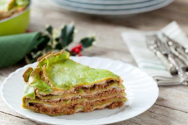 Lasagne verdi bolognesi: menu di Pasqua tradizionale