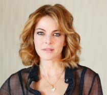 L'attrice e conduttrice della nuova produzione FoxLife Claudia Gerini