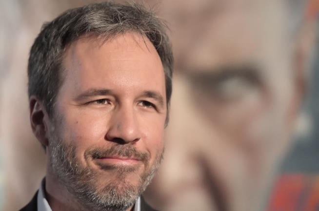 Un primo piano di Denis Villeneuve, regista di Blade Runner 2049.