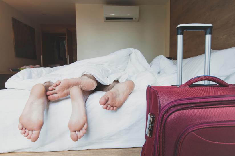 Scegliere un Motel per amoreggiare come una coppia clandestina riaccende la passione