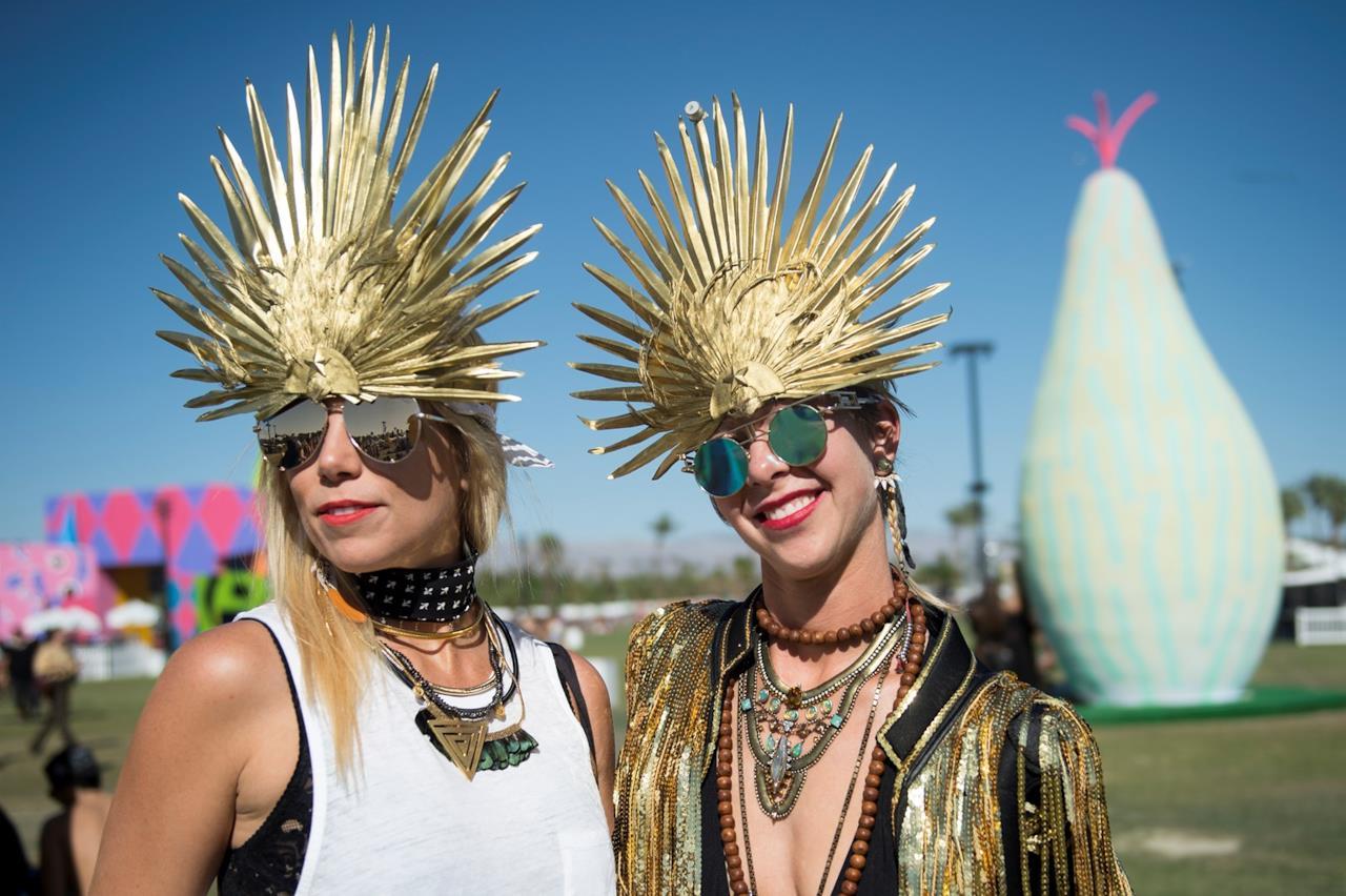 Lo stile al Coachella