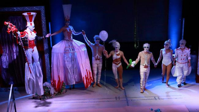 Il Circo Bianco al Rainbow MagicLand