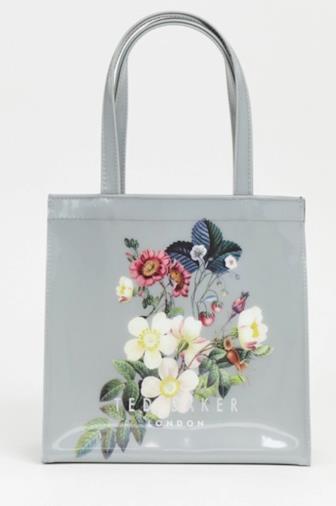 Iconica borsetta con fiocco