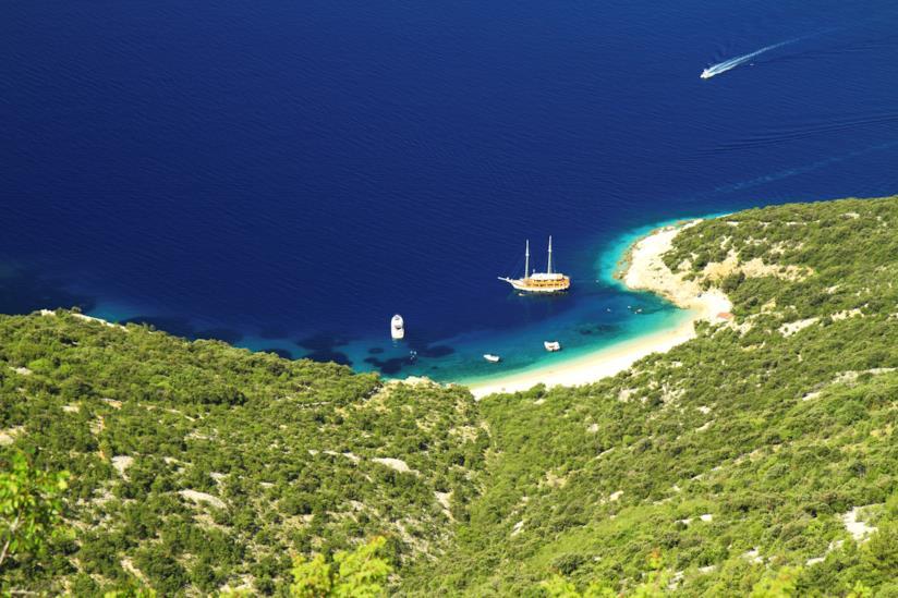 Croazia: isola di Cres