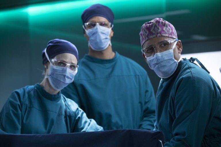 Un'immagine dall'episodio 1x16 di The Good Doctor
