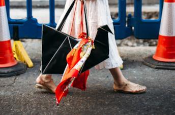 Tornano di moda le jelly shoes