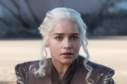 Daenerys spaventata