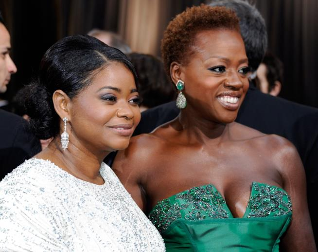 Il look agli Oscar del 2011