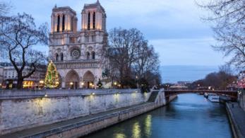 Parigi nel periodo di Natale e Capodanno