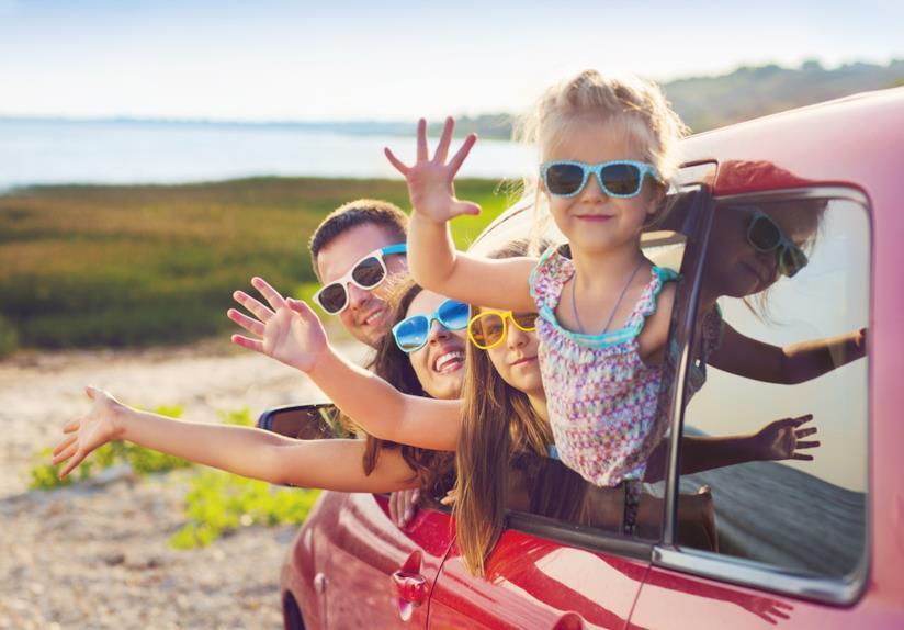 viaggi con i figli