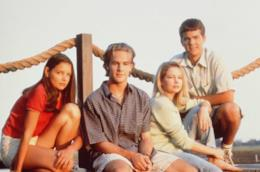 Il cast di Dawson's Creek