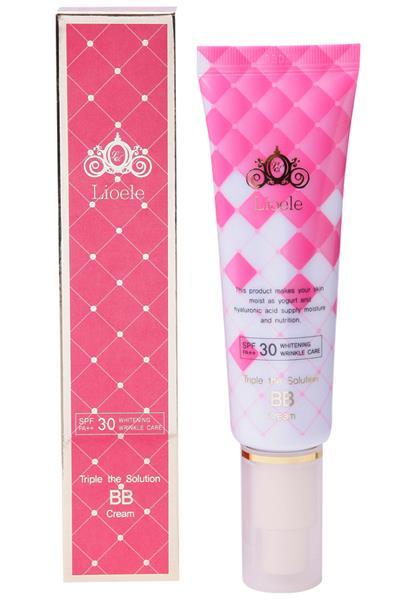 BB cream Beyond The Solution di Lioele