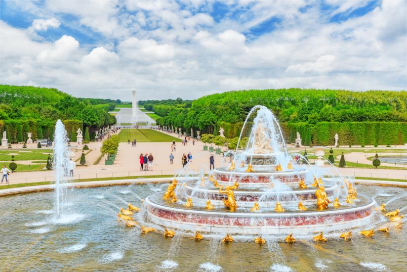 Weekend a corte alla reggia di Versailles