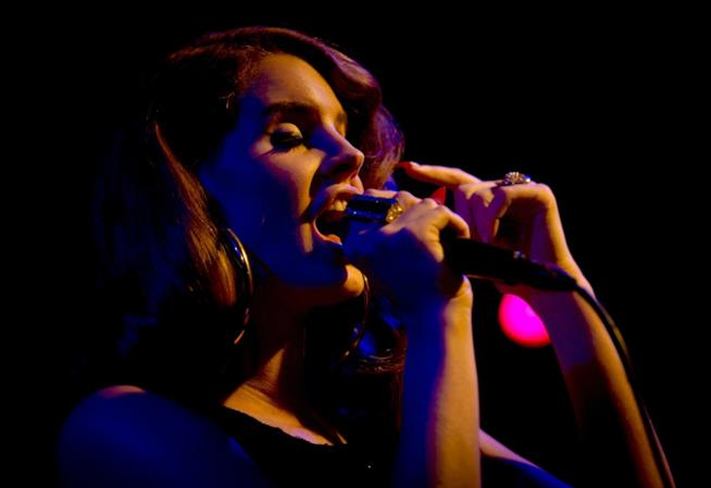 Lana Del Rey in concerto