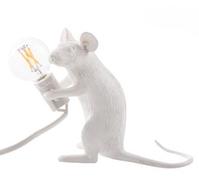 Lampada da tavolo Mouse Sitting #2