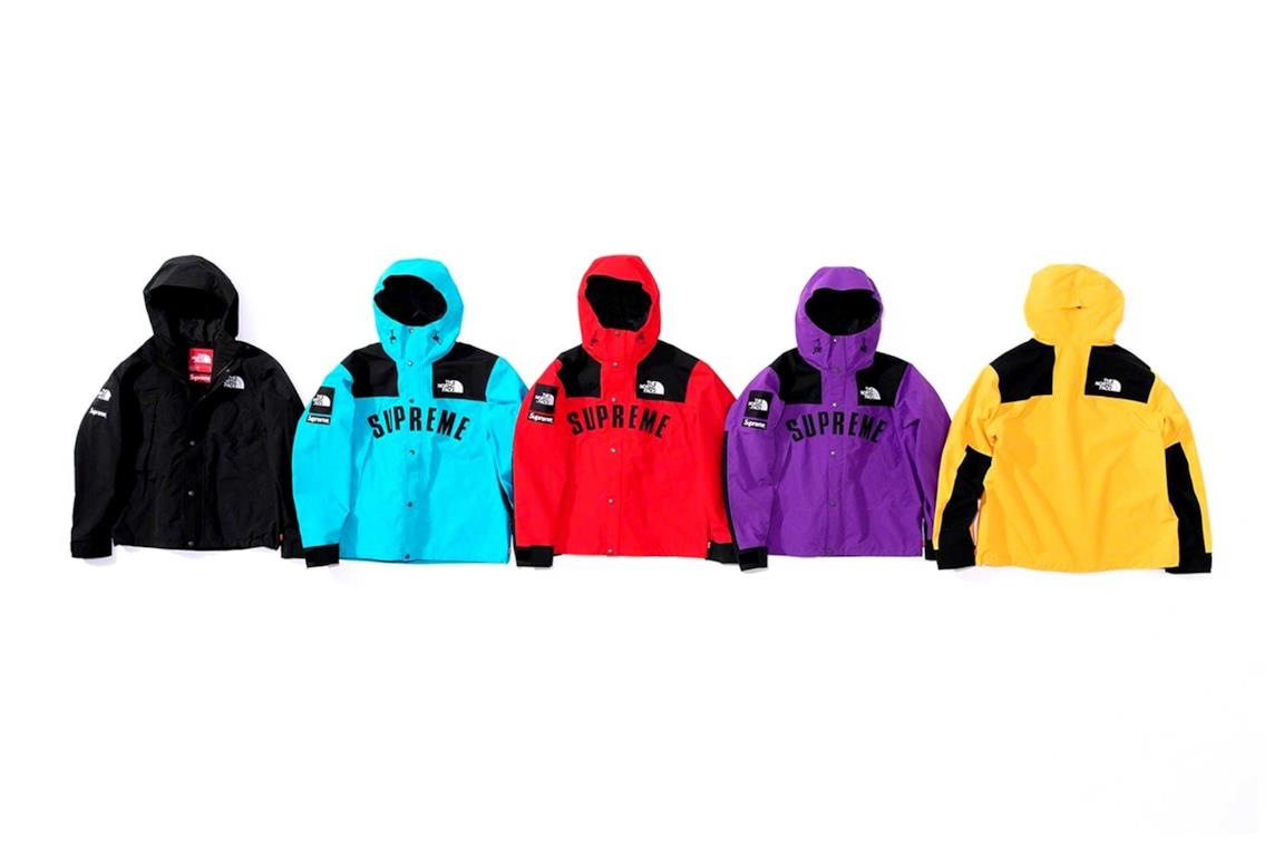 Capsule Suprime x The North Face
