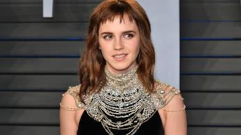 Emma Watson Oscar 2018