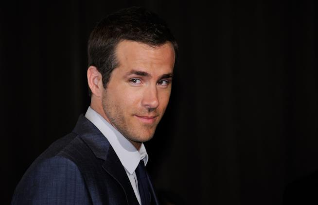 Ryan Reynolds in primo piano