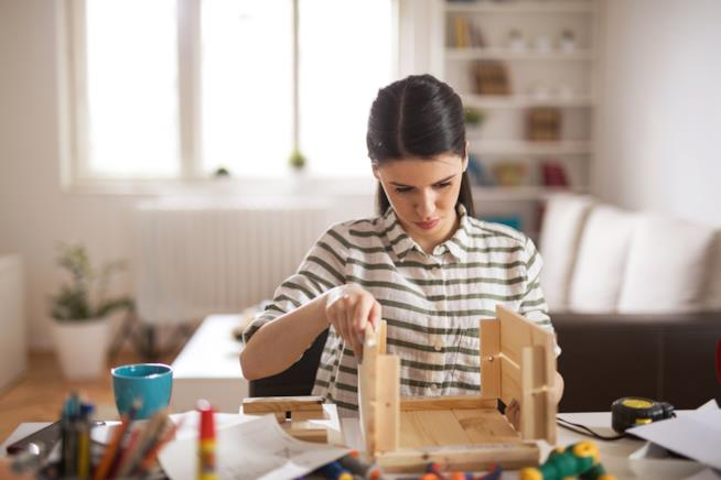 Come costruire da soli 5 imperdibili oggetti da utilizzare for Costruire una piccola casa da soli