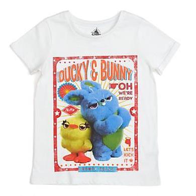 Maglietta Ducky e Bunny