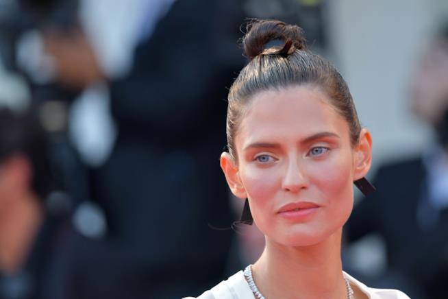 La modella Bianca Balti