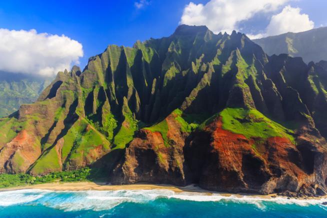 L'isola di Kauai