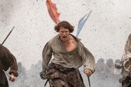 Outlander 3: nelle foto della nuova stagione Jamie è in guerra