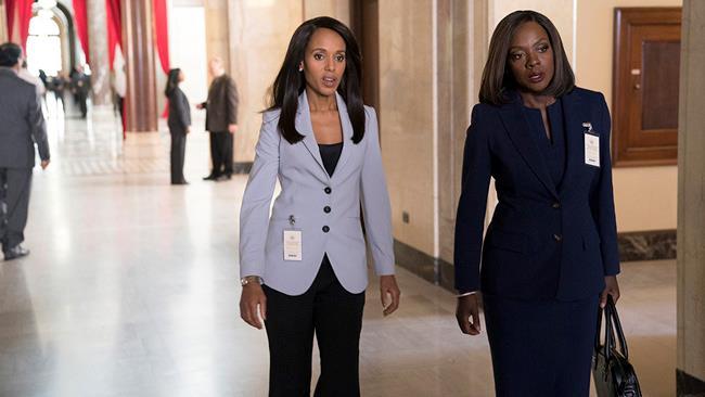 Annalise e Olivia, crossover Scandal e Le regole del delitto perfetto