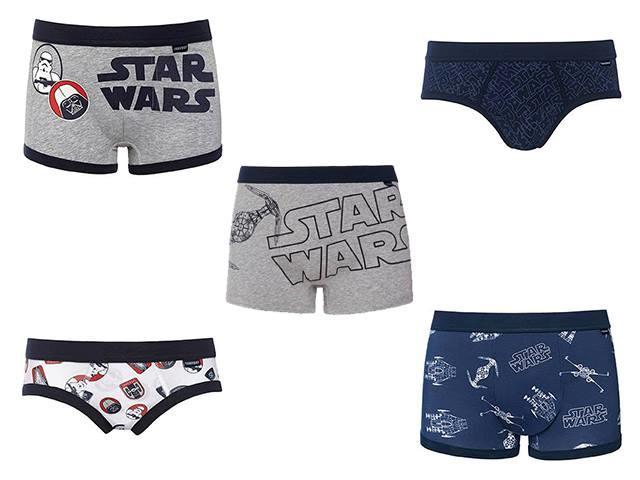 Yamamam ha realizzato l'intimo dedicato a Star Wars