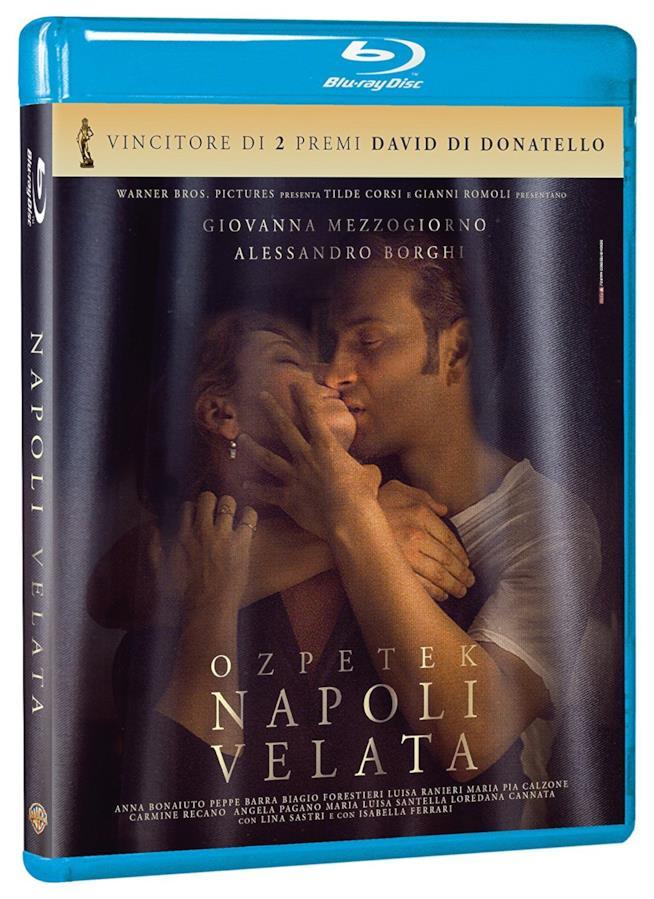 Il film Napolo Velata in Blu-Ray