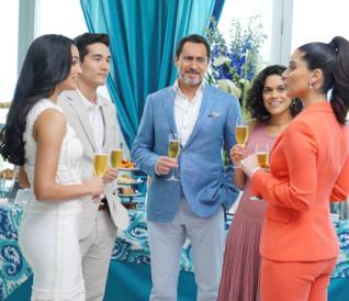 Grand Hotel: la serie di Eva Longoria arriva stasera su FoxLife