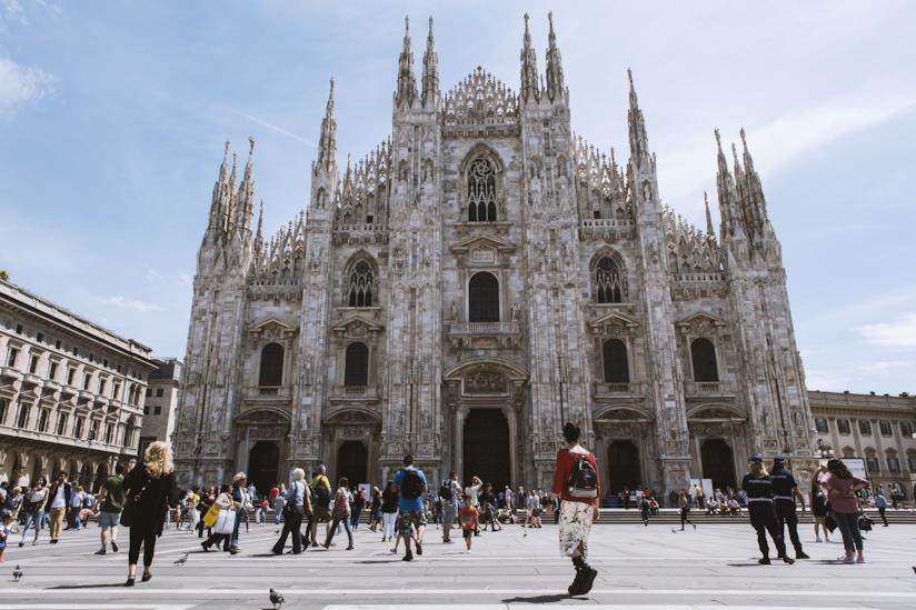 Milano in primavera