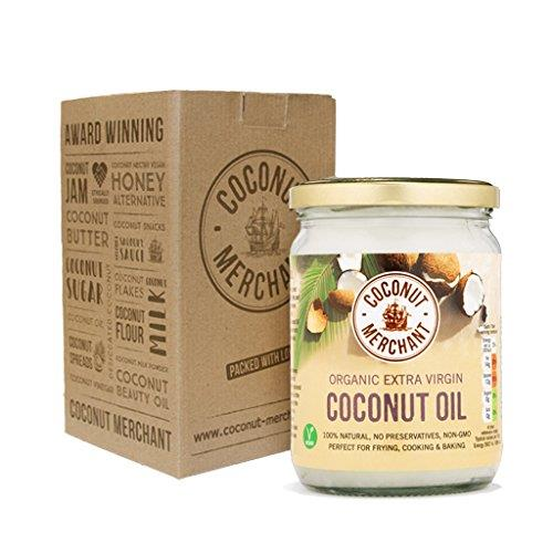 Olio di Cocco di Coconut Merchant