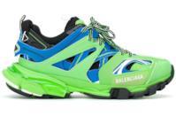 Track blu/verde