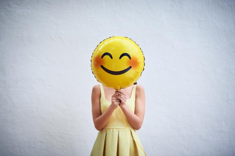 Emoji palloncino