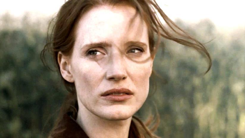 Jessica Chastain in Interstellar di Christopher Nolan