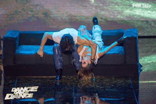 Cristina e Giulio, esibizione quinto serale di Dance Dance Dance 2