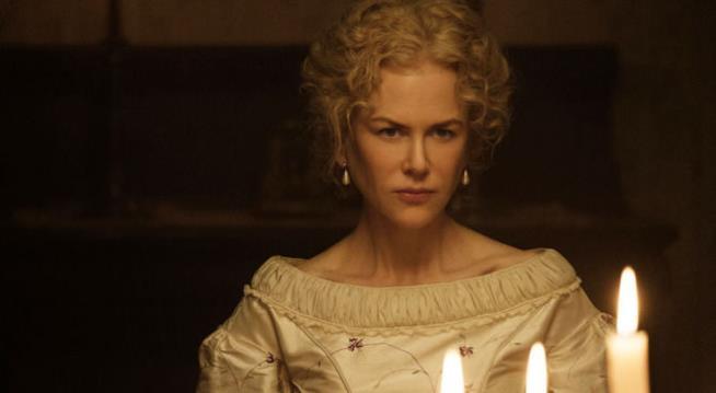 Nicole Kidman in L'inganno