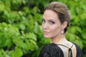 Angelina Jolie in primo piano