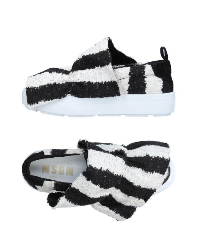 Sneakers Msgm per Natale