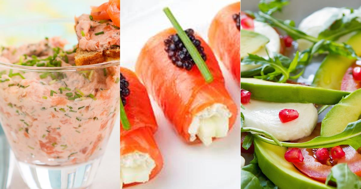 Antipasti freddi di natale la top 10 delle ricette migliori for Ricette piatti freddi