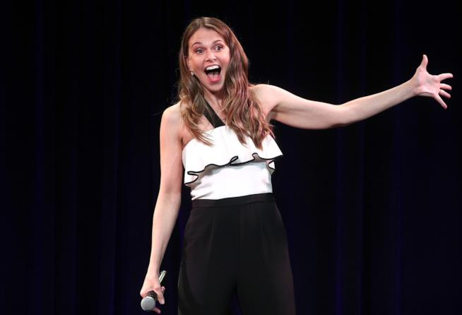 Sutton Foster, la Liza Miller di Younger
