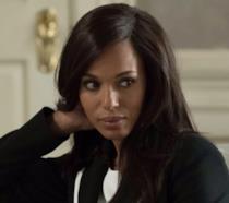 Olivia Pope in una scena di Scandal 7