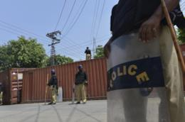 Polizia pakistana