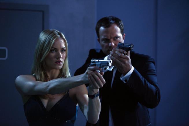Casey e Sarah in Chuck