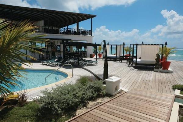 La piscina del Silver Point Hotel