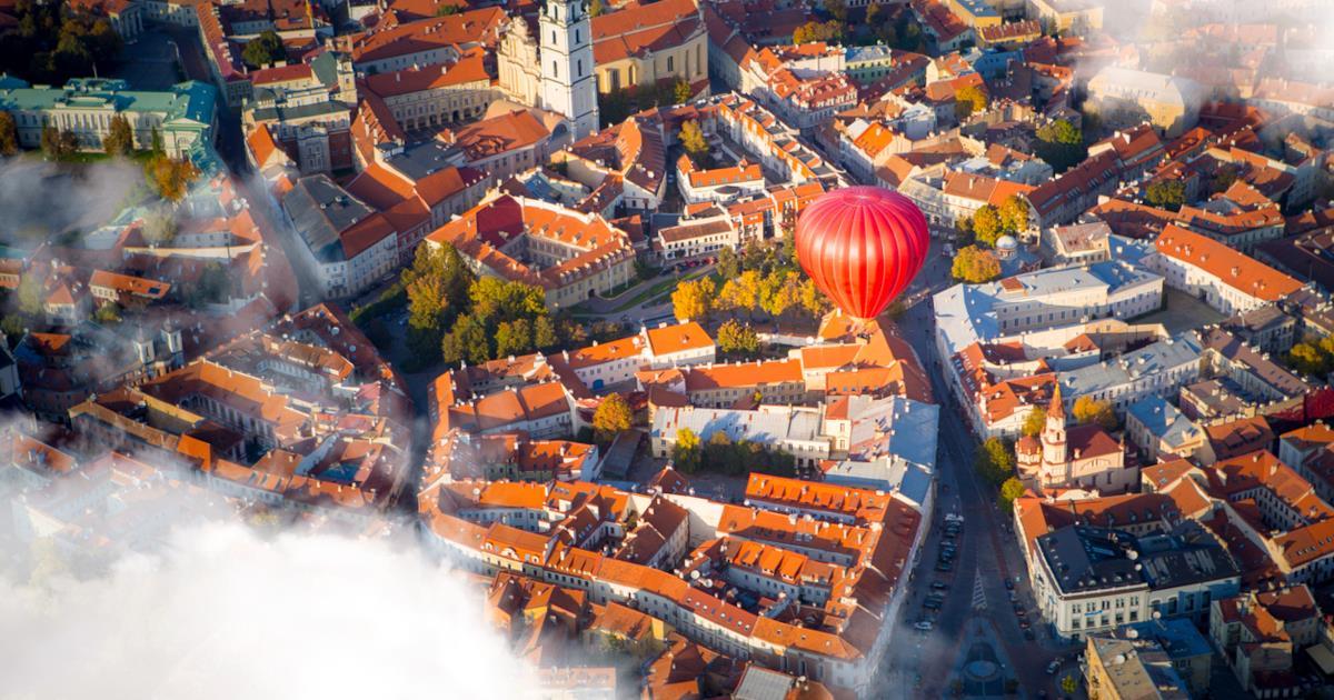 Vilnius, Riga e Tallinn: il fascino del nord attraverso un viaggio nelle tre capitali baltiche