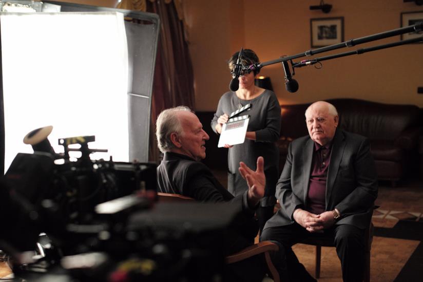 Il documentario Meeting Gorbachev di Werner Herzog