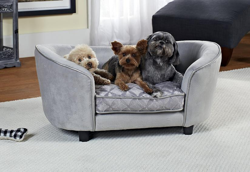 Divanetto per cani
