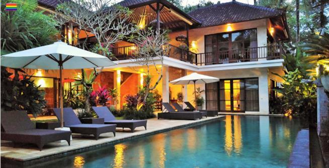 Villa Saraswati a Bali
